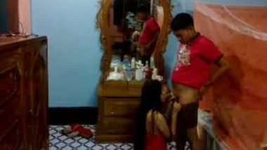 Indian porn mms clip of local bhabhi with her young devar