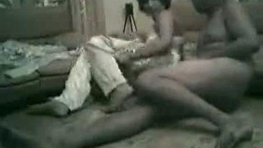 Desi Indian Couples Nude at Floor Enjoying Hot Sex Mms