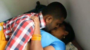 Video sex of unsatisfied bhabhi with neighbor