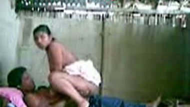 Spying my indian maid with her boy friend