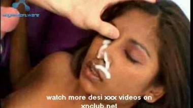 Cuming On Her Face