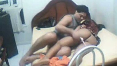 Indian home made sex clip of mature bhabhi fucked by hubby's friend