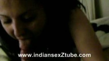 Awesome North Indian Sexy Blowjob