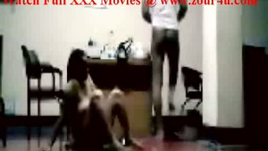 Indian Mature Girl Fucked By Wicked Boss In Office