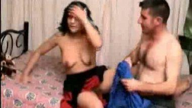 Punjabi sexy girl hardcore sex with jiju leaked MMS scandals