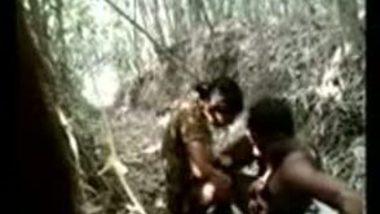 Village bhabhi outdoor sex with neighbor