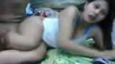 Painful hardcore sex mms scandals of Punjabi bhabhi