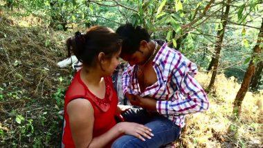 Desi Sex Mms Of Mumbai Girl Says In Outdoor Park Jaldi Karo Koi Dekh Lega Indian Porn Tube Video
