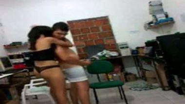 Hidden cam leaked sex video of Mumbai girl