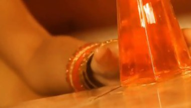 Indian Woman Takes A Sensual Bath And Plays With Herself