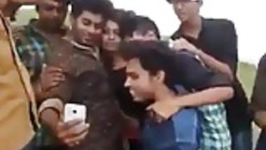 kerela students with teacher