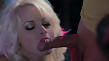 Beautiful Blonde Blowjob Fantasy Time
