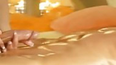 Beautiful Twisty Type Handjob Massage