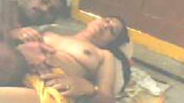 Marathi village aunty home sex with servant