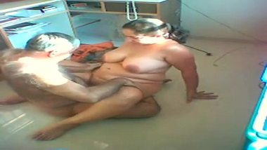 Desi aunty home sex video with hubby
