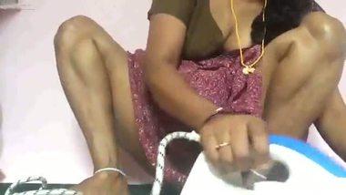 XXX sex videos Mallu maid pussy exposed