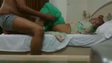 Desi hot bhabhi and her young brother in law