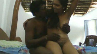 Naked village bhabhi having home sex clip