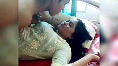 Marathi bhabhi enjoying her young servant