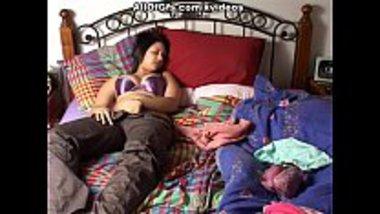 My desi hot mom feeling horny secretly in her bedroom