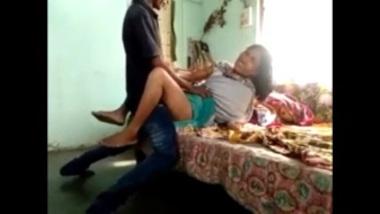 Desi Guy's Affair With Sexy Maid