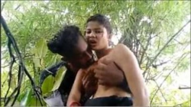 Jungle Sex With Patna College Girl