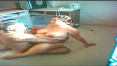 Desi Hot Bhabhi Fucked Hard Inside Office With Boss