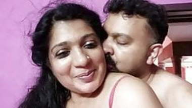 Indian hot women enjoying with husband