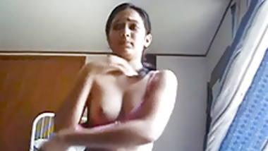 Suck Your Sister's Pussy Juice Off My Cock - Indian GF Video