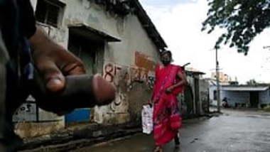 Flashing to beautiful Indian women (earphones are a must for Telugu)