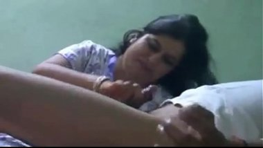 Indian Horny Desi cheating bhabhi doing hand job cock rubing deep scuking hard blowjob deep throat eat cumGraet suck me my bhabhi till my cum