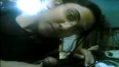Sexy kannada teacher nadia sucking penis of student