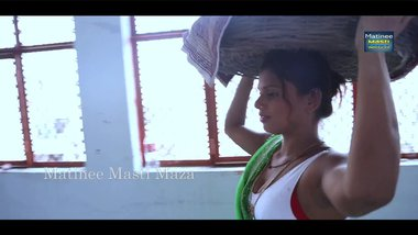 Sabzi Wali Bhabhi Say Romance - Movies....
