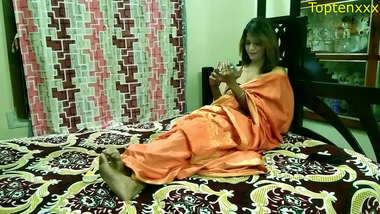 Indian hot girlfriend waiting for me at sharee!!! I love fuck her in sharee:: Clear Hindi audio