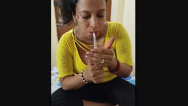 Randi Bhabi Blowjob And Fucking With Moaning